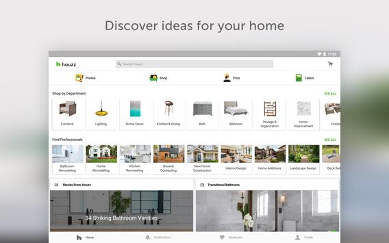 Houzz screenshot 9