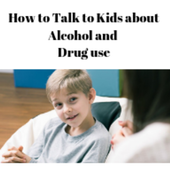 How to Talk to Kids About Drugs icon