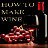 How To Make Wine icon