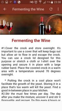 How To Make Wine screenshot 1