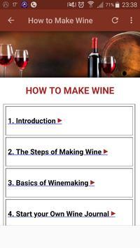 How To Make Wine screenshot 8