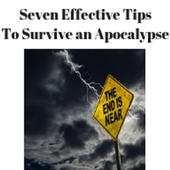 How to Survive An Apocalypse icon