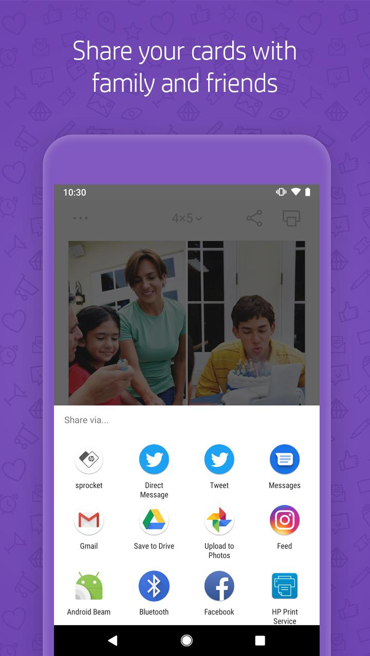Hp Social Media Snapshots For Android Apk Download