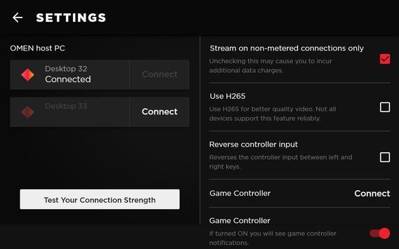 OMEN Gaming Hub 截圖 6