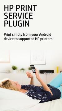 HP Print Service Plugin poster