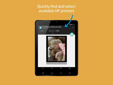 HP Print Service Plugin स्क्रीनशॉट 10