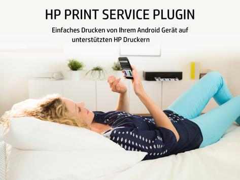 HP Druckdienst-Plug-In Screenshot 4
