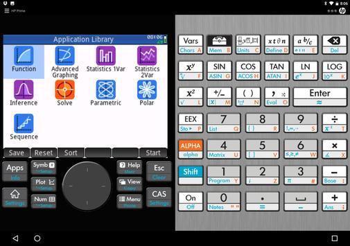 HP Prime Lite screenshot 3