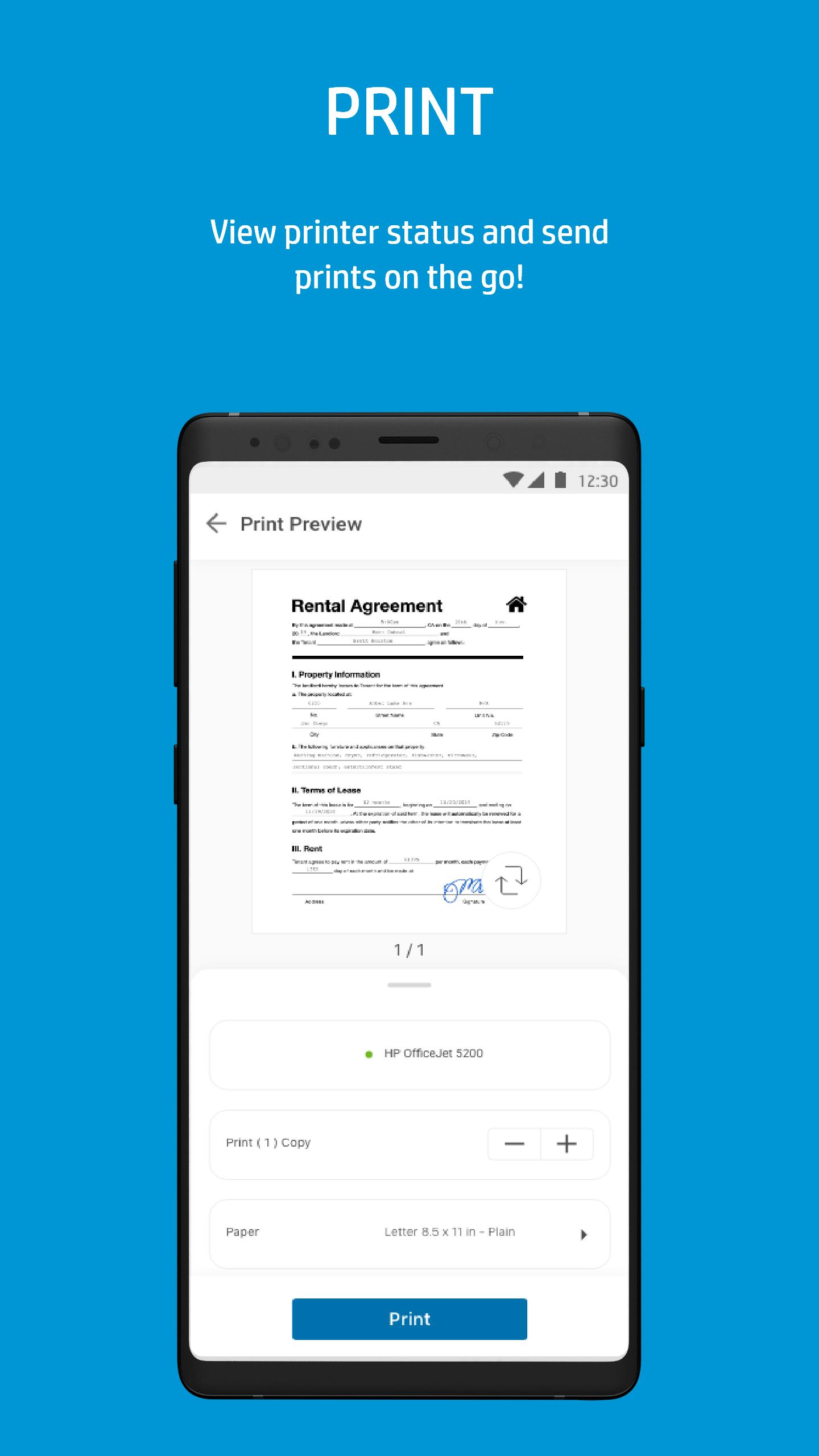 HP Smart for Android - APK Download