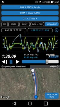 TrackAddict screenshot 3