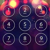 ikon Layar kunci