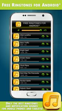 Free Ringtones for Android™ poster