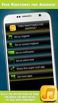 Free Ringtones for Android™ screenshot 4