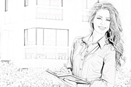 Pencil Photo Sketch screenshot 10