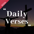 Daily Bible Verses - Holy Jesus Quotes + Audio