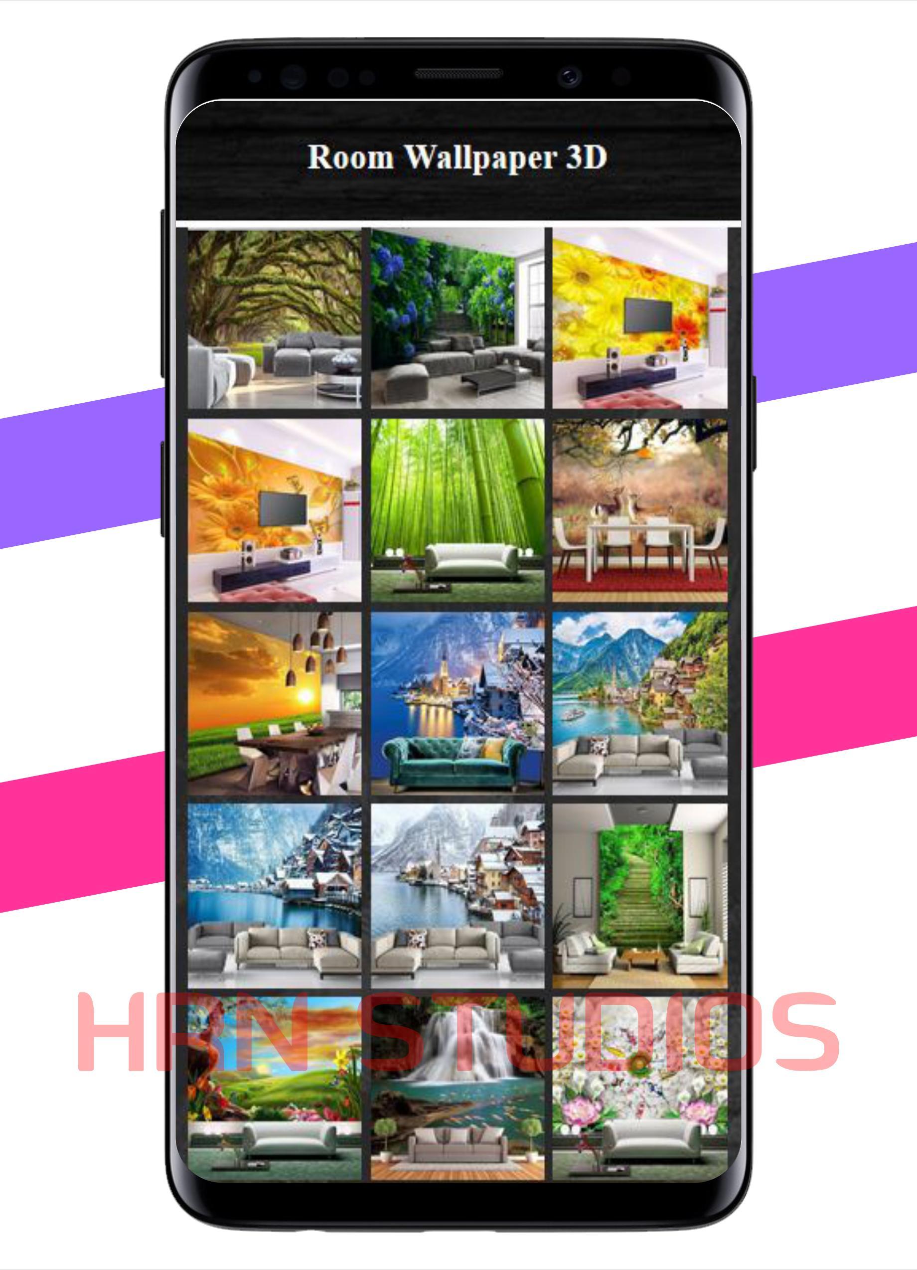 Wallpaper Di Dinding 3D Untuk For Android APK Download