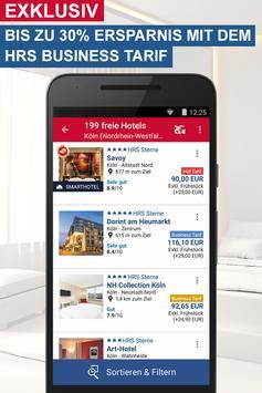 Hotel Suche HRS (Neu) Screenshot 2