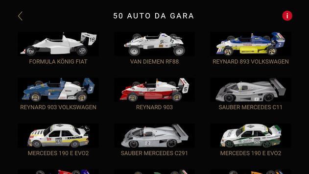 6 Schermata Schumacher. The Official App
