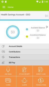HSAccess Card Mobile screenshot 1