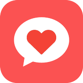 Random chat app - Anonymous chat with Strangers icon