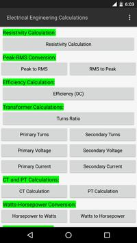 Electrical Calculations for Android - APK Download