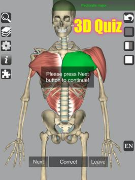 3D Bones and Organs (Anatomy) 截图 21