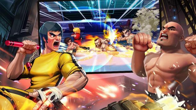 Kung Fu Attack Poster