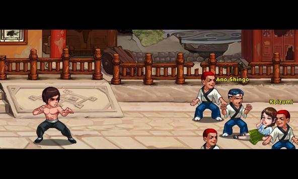 One Punch Boxing - Kung Fu Attack screenshot 10