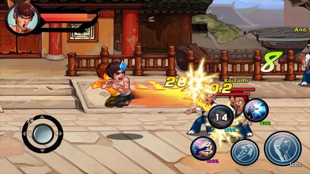 One Punch Boxing - Kung Fu Attack screenshot 6