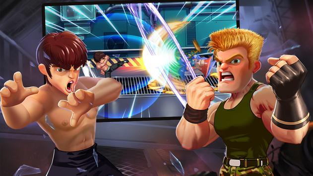 One Punch Boxing - Kung Fu Attack screenshot 13