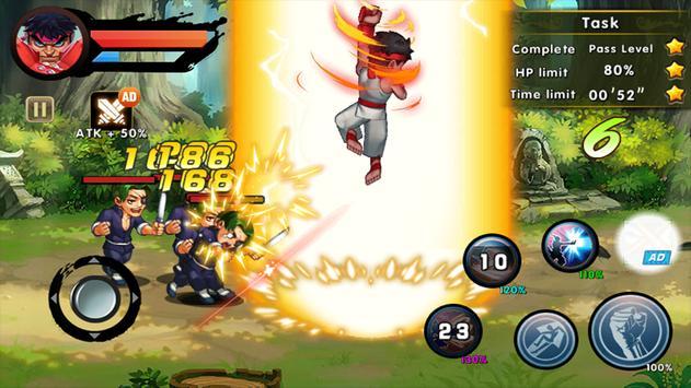 One Punch Boxing - Kung Fu Attack screenshot 8