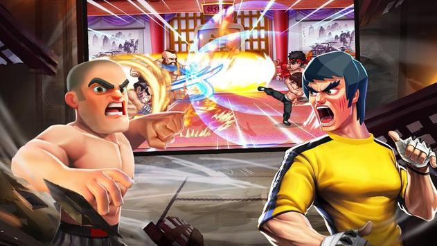 Kung Fu Attack captura de pantalla 1