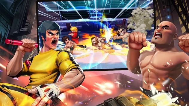 One Punch Boxing - Kung Fu Attack screenshot 1