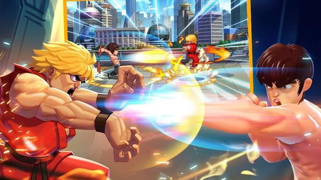 One Punch Boxing - Kung Fu Attack screenshot 4