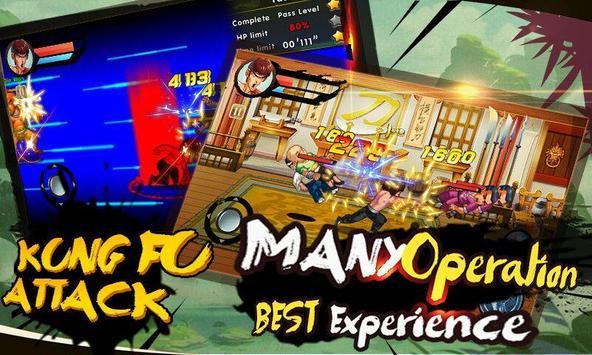 7 Schermata kung fu Attack: Offline Action RPG