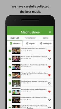 Madhushree Best Songs screenshot 1