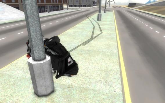 Fast Police Car Driving 3D screenshot 5