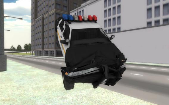 Fast Police Car Driving 3D screenshot 7
