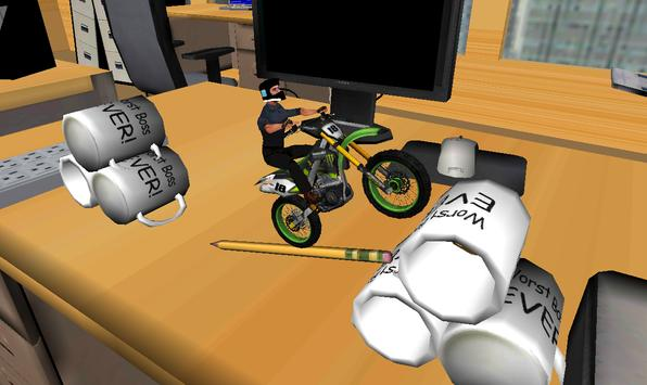 Dirt Bike 3D Racing screenshot 8