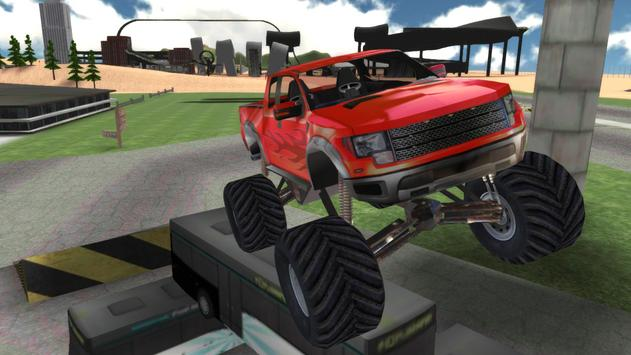 Truck Driving Simulator 3D screenshot 6