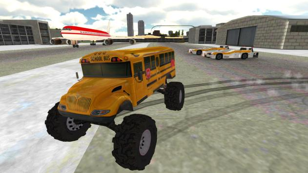 Truck Driving Simulator 3D screenshot 9