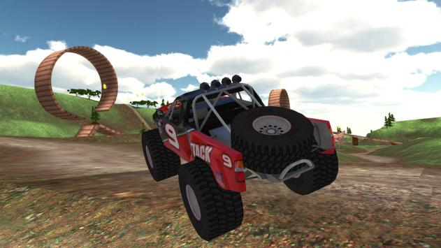 Truck Driving Simulator 3D screenshot 10