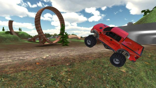 Truck Driving Simulator 3D screenshot 14