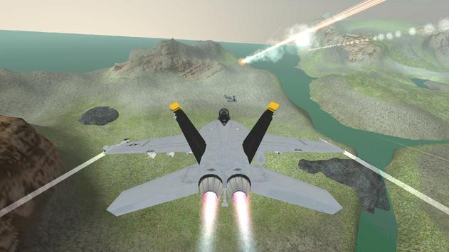 Airplane Carrier Fighter Jet screenshot 2