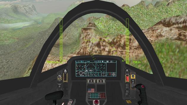 Airplane Carrier Fighter Jet screenshot 5