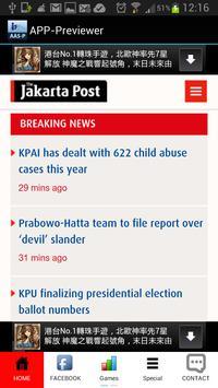 New Indonesia News screenshot 5