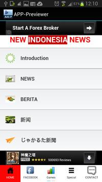 New Indonesia News poster