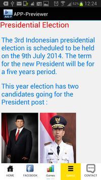 New Indonesia News screenshot 2
