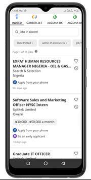 Job Engines screenshot 2
