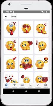 i2Symbol Emoji imagem de tela 7